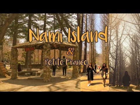 NAMI ISLAND (남이섬)   PETITE FRANCE   SOUTH KOREA   YANG FILM