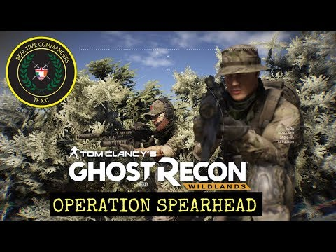 Ghost Recon Wildlands: Operation Spearhead: Tactical Operations
