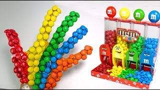 Learn Colors with M&M