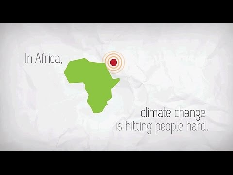 Climate change and its potential effects in Africa