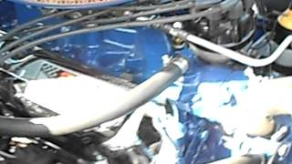 1966 K Code GT engine compartment 289 hipo