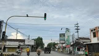 Kediri - Tulung Agung , Jalur Terkini Via Jembatan Ngujang I.