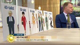 90-talisterna - så funkar dom - Nyhetsmorgon (TV4)