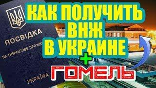 кАК ПОЛУЧИТЬ ВНЖ В УКРАИНЕ / Поездка в Гомель