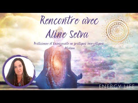 [LES RENCONTRES D'ASCENSION-TV] A la Rencontre d'Aline SELVA, la co-créatrice d'Ascension-TV.com