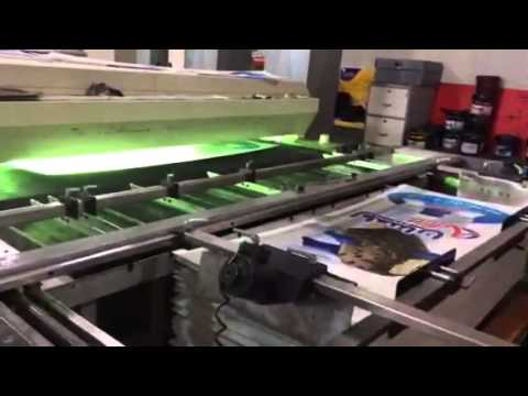 دستگاه چاپ شركت كارتن پلاست نفيس     - YouTubeدستگاه چاپ شركت كارتن پلاست نفيس