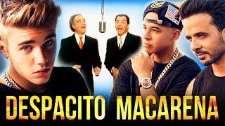 Luis Fonsi/Daddy Yankee/Justin Bieber Vs. Los Del Rio -