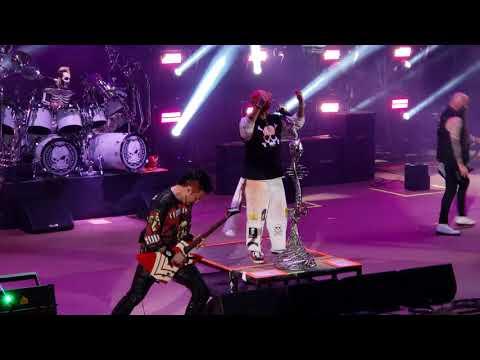 Five Finger Death Punch: Live Red Rocks Full Concert Denver, Colorado Part 1/3