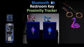 BLE Restroom Key Tracker
