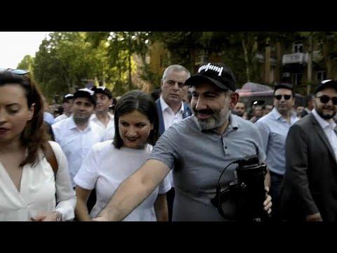 Армения без премьер-министра