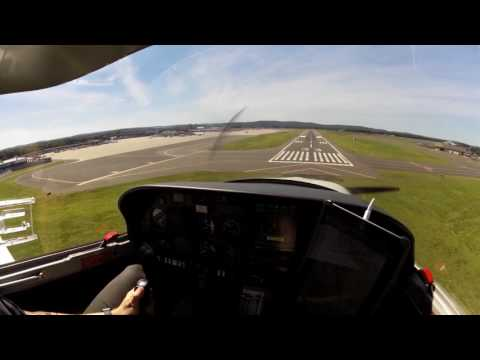 Diamond DA20-C1 Eclipse - Touch Go KBDL - Bradley International Airport