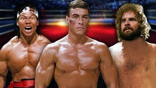 BLOODSPORT ⭐ Then and Now 1988 vs 2018