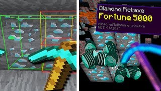 Which gets more diamonds... FORTUNE vs. AUTOMINE?