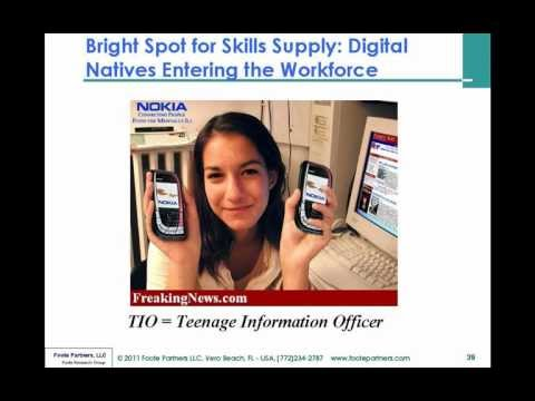 Skills You Need to Get Ahead in a Turbulent IT World: A Foote Partners Webinar