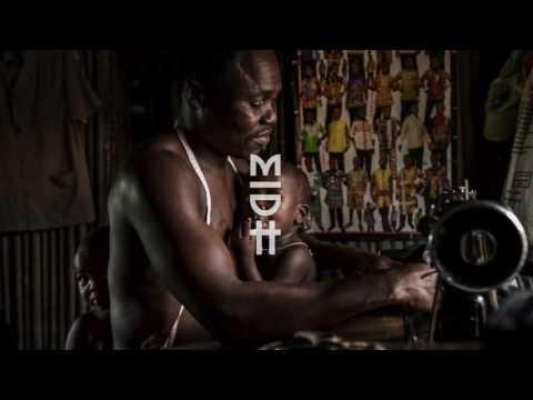 Dark Orchid - Black Juice (Omftom Afro Tech Mix)