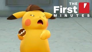 The First 14 Minutes of Detective Pikachu