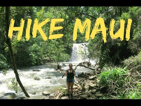 Exploring Waterfalls and Rainforests in Maui - Travel with Arianne - Travel U.S.A. #4