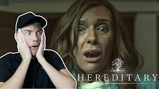 Hereditary (2018) - MOVIE REACTION - FIRST TIME WATCHING