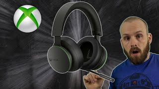 Xbox Wireless Headset - This Changes EVERYTHING