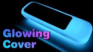 Glow In The Dark Roku Remote Cover