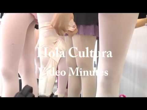 The Washington School of Ballet's Xiomara Reyes   VideoMinute   Hola Cultura