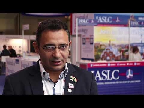 Vivek Tomar - IASLC WCLC 2018 Travel Award Winner