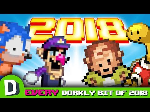 EVERY Dorkly Bit from 2018!