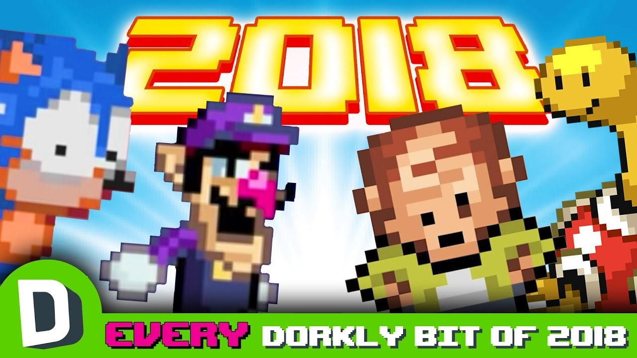 Every Dorkly Bit From 2018 Youtube