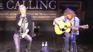 The Calling - Stigmatized (Live In Korea Showcase 10.06.2004).wmv