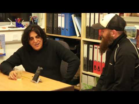 Killing Joke Interview 2015