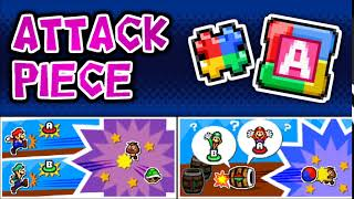 """""""Attack Piece"""" - Bowser's Inside Story 3DS (Fan Music)"""