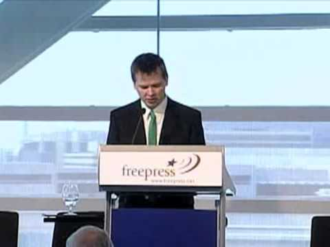 Free Press Summit: Changing Media -- Derek Turner