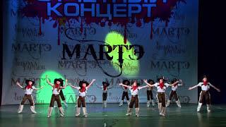 """""""Ковбои"""", эстрадный танец 7-12 лет, педагог Наталья Птицына"""