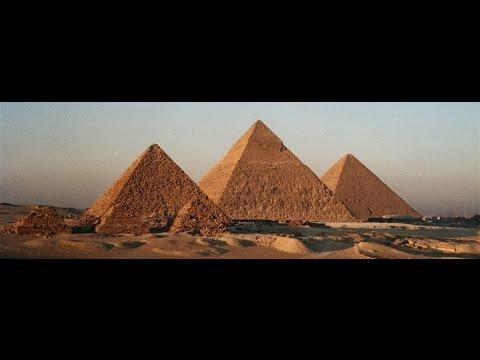 The Secret of  Egyptian pyramids