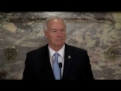 LIVE: Governor Asa Hutchinson Holds Media Availability