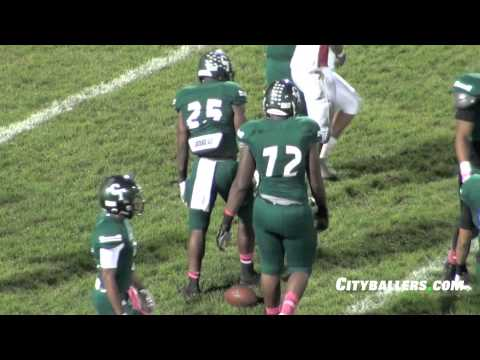 Mike Weber RB - Cass Tech 2013 Highlights