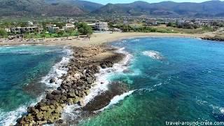 Malia Beach - Crete
