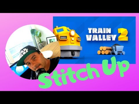 #8 Lets Play Train Valley 2 | The Zeppelin Tries Me |