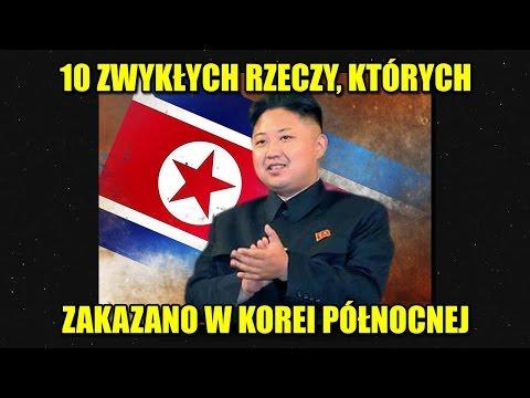 10 zwykłych rzeczy, których zakazano w Korei Północnej