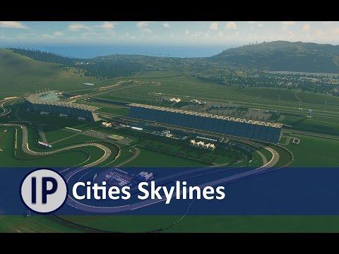 Race Track I Cities Skylines Cato Bay County #17