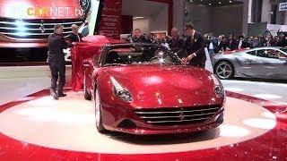 Geneva Special: Sports cars: Audi TT, Ferrari California T, Maserati Alfieri, Aston Martin N430