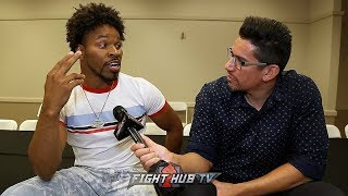 """SHAWN PORTER IN DEPTH ON PACQUIAO VS THURMAN """"IM LEANING TOWARDS MANNY DUE TO HIS EXPERIENCE """""""