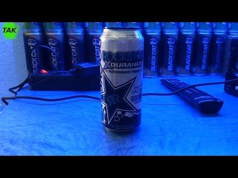 Let´s Drink: Rockstar XDurance 10kcal (USA)