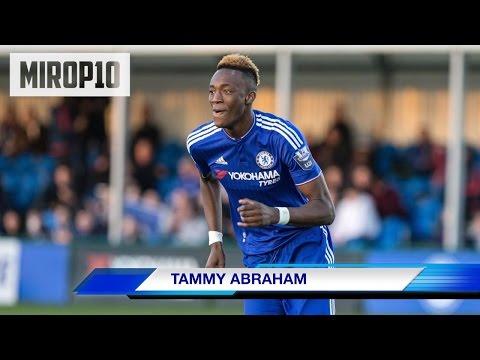 TAMMY ABRAHAM | CHELSEA | - THE TERMINATOR |Skills & Goals| 2016