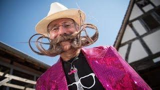 Обладатели лучших бород посостязались в Париже