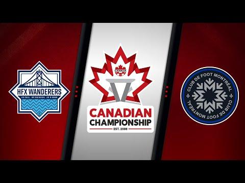HIGHLIGHTS: HFX Wanderers FC vs. CF Montreal (Canadian Championship, Sept. 22, 2021)