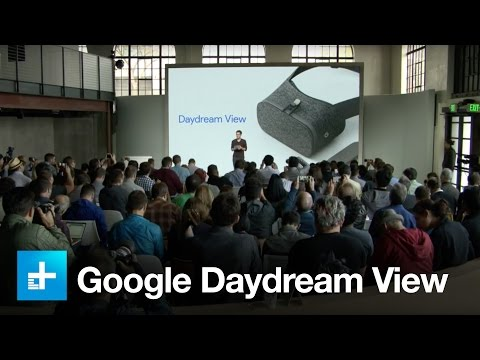Google Daydream View - Full October 4th Announcement