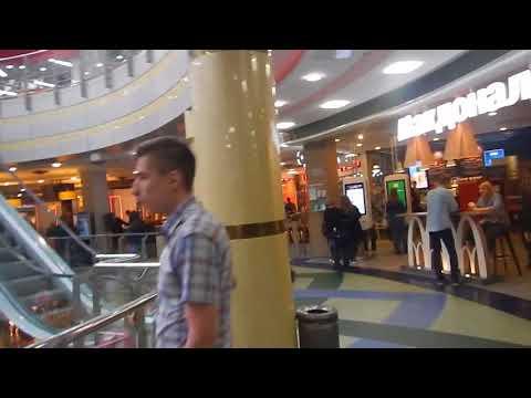 Казань | Внутри торговых центров