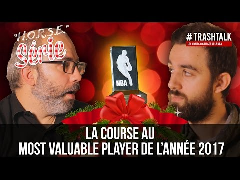 La course au Most Valuable Player de l