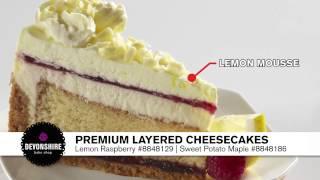 Devonshire® Premium Cheesecakes